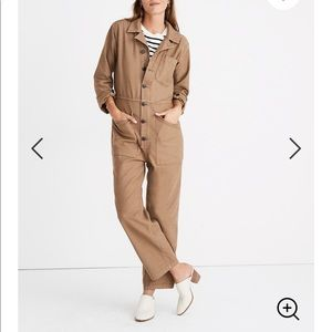 MADEWELL As Ever Coverall Jumpsuit M
